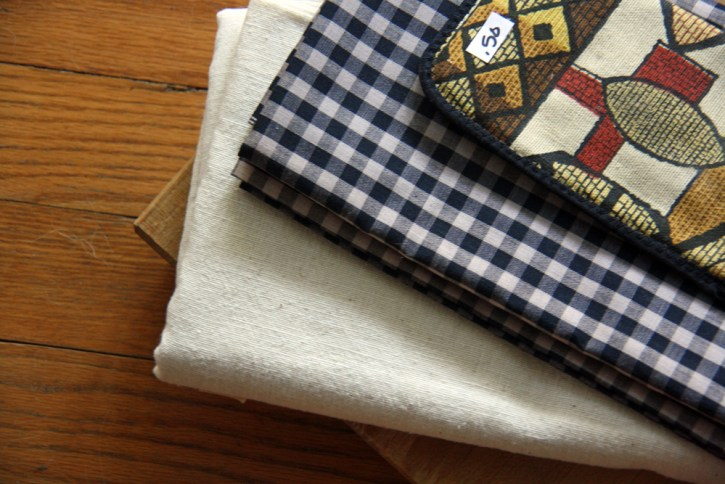 Fabric and linens | redleafstyle.com