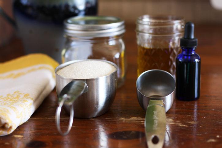 Rosehip Sugar Body Scrub | redleafstyle.com