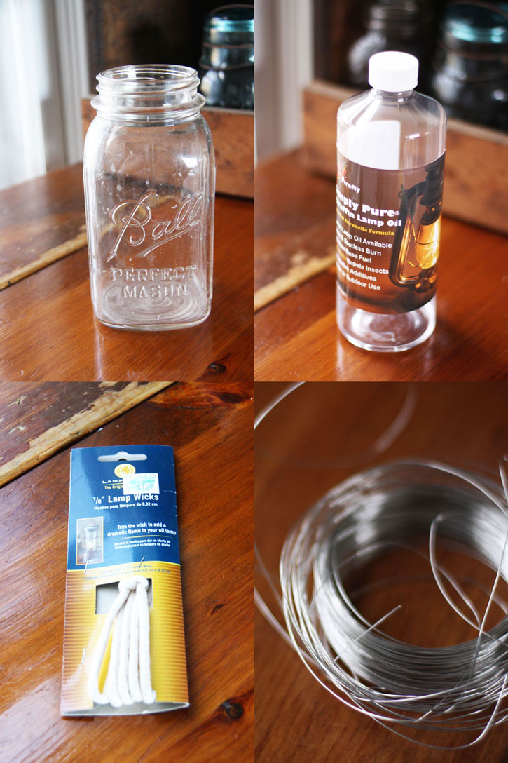 If You Want To Make Your Mason Jar Oil Lamp More Aesthetically Pleasing,  Youu0027ll Need A Few More Supplies To Create The Spout. This Step Is Optional.