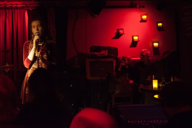Molly Pinto Madigan Lizard Lounge