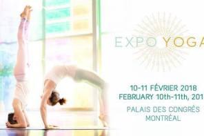 Expo Yoga, une expo pas comme les autres!