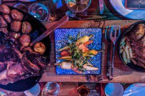 Un chef à l'Érable: la cabane gastronomique par Hakim Chajar