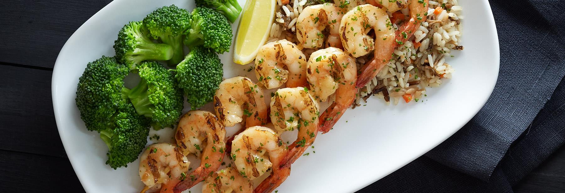 Grilled Shrimp Restaurant Near Me