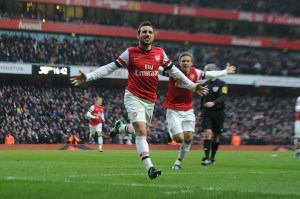 Cazorla: Monreal is the worst
