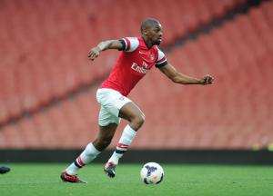 All 19 of them!  6′ 3″ midfielder's strikes for Arsenal