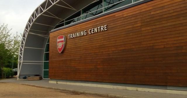 arsenal training centre