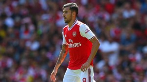 Dani Ceballos has a message for Arsenal fans after Sheffield Utd game