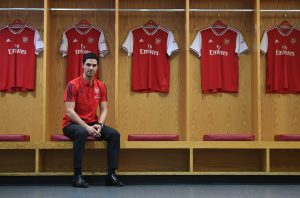 Arteta picks out Arsenal player who is doing 'really well' under him