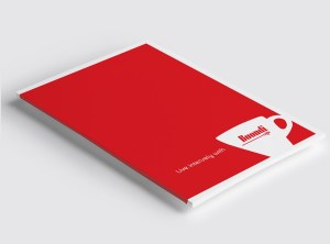 Buondi brochure - Sydney graphic design