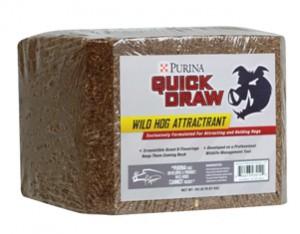 Quick Draw® Wild Hog Attractant