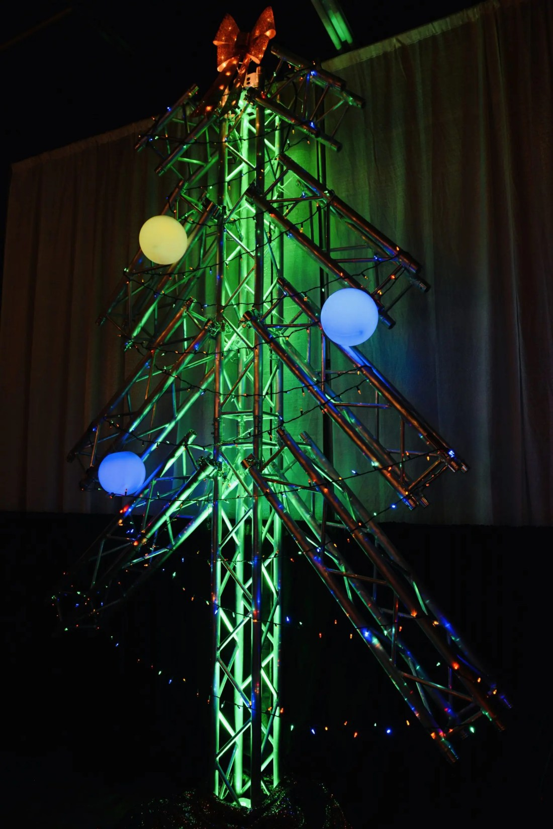 Truss Christmas Tree