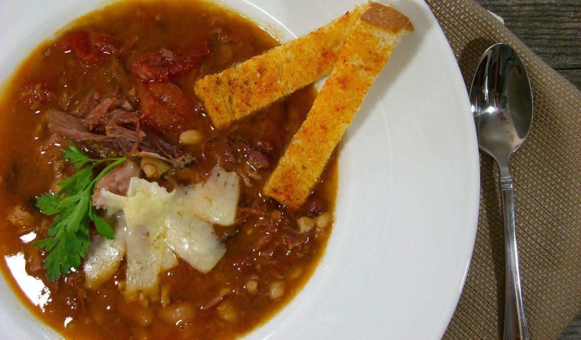 Ham Bean Soup 4