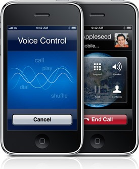 iphone voice control enable iphone 3gs voice on iphone 3g and iphone 2g 12444