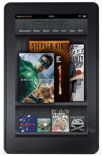 Kindle Fire Root
