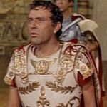 RICHARD BURTON AS MARC ANTONY