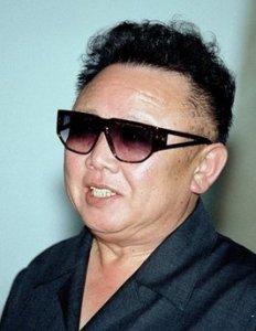 Elvis wants his glasses back.