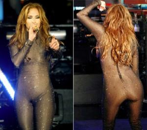 J-Lo Rocks New Years Eve