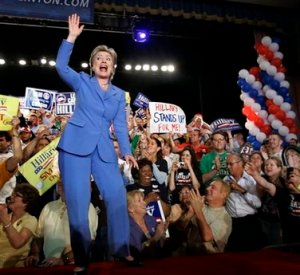 Say no to the Pantsuit.