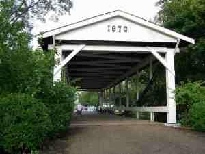 Germantown Ohio's Covered Bridge