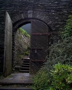 Door To There by Jan Hebel