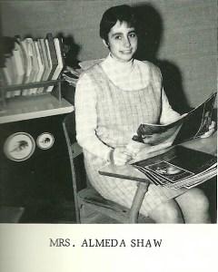Mrs. Shaw