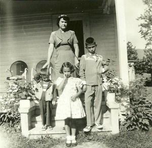 Easter 1955 VA