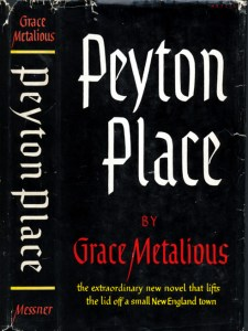 Peyton Place first edition cover