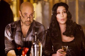 Tucci and Cher