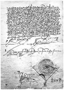 The Edict of Expulsion