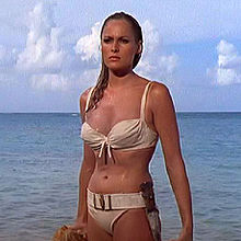 The First Bond Girl