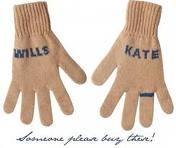 Wills and Kate Gloves