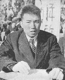 Kim  Il sung in 1946