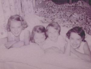 The Nunnery Girls, Linda, Carol, Diann, Susan