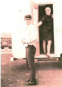 Me in 1967 Mexico