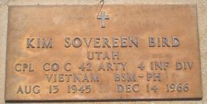 Vietnam Grave Marker