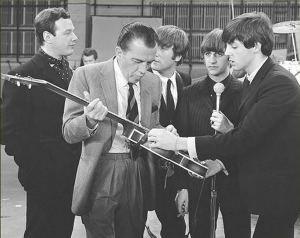 Ed and The Beatles