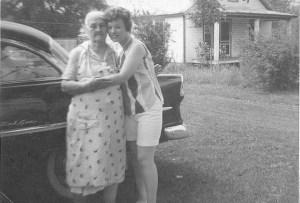 Grandma Brads and Maggie