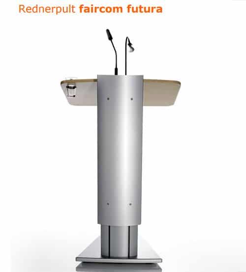 Datenblatt zum Rednerpult futura