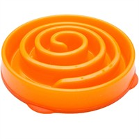 Dog Bowl For Fast Eaters | The Slo-Bowl