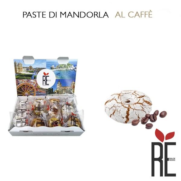Paste Di Mandorla Al Caffè