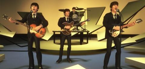 Beatles Enter Digital Age With Rock Band Game And Re-Master