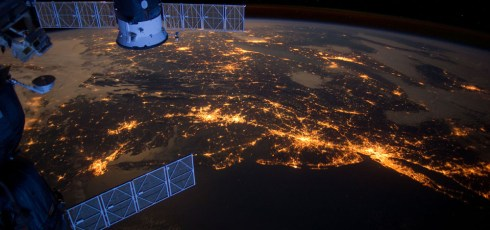 University Looks To Create Crowdsourced Atlas Using Nighttime ISS Imagery