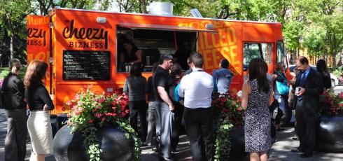 City Size, Rental Costs, Population Diversity Among Factors Impacting Spread Of Food Trucks