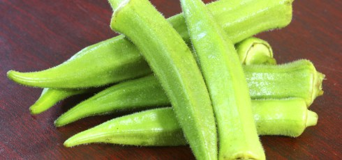 Ice Cream Goes Southern, Okra Extracts May Increase Shelf-Life