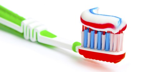 Fluorine Used In Toothpaste Formed In Dying Stars