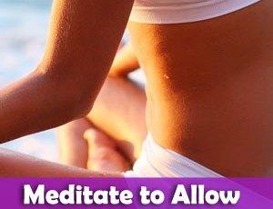 Meditate to Allow Fibromyalgia Symptoms to Abate