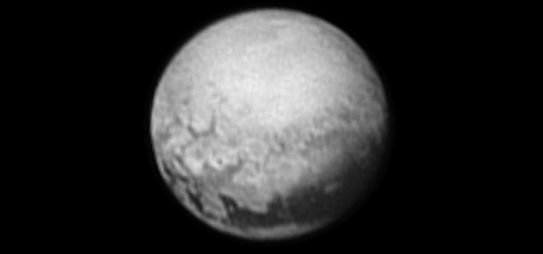 Pluto's geology comes to light as flyby draws near