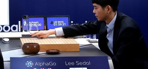 Google's AI defeats Go champion 3-0, but humans strike back