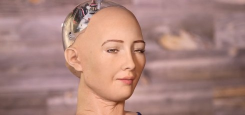 Sophia the robot is too creepy and humanlike, wants to destroy the world