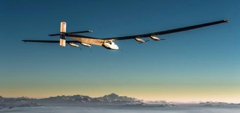 Solar Impulse 2 airplane begins last leg of around the world flight